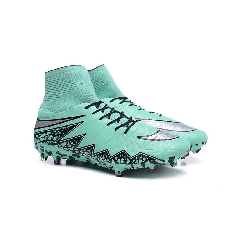 Hypervenom Ii Argent Chaussures Bleu Nike Football Fg Phantom 8wPOnX0Nk