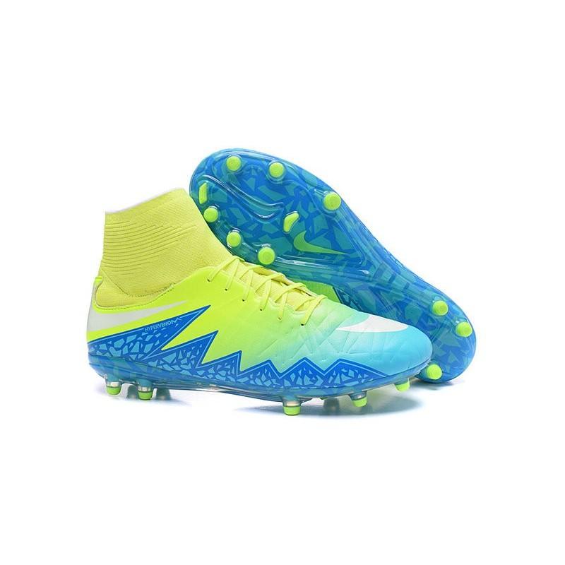 De Foot Phantom Hypervenom Crampons Vert Fg Bleu 2 Nike Nouvelle nPX0wOk8