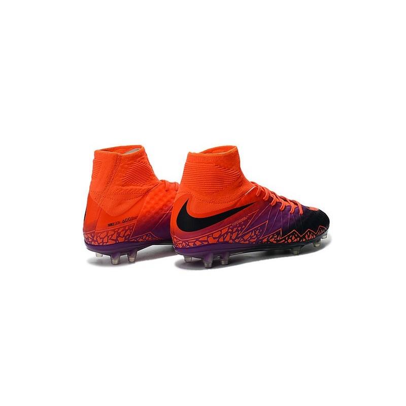 Phantom Homme Chaussure Orange Fg Nike Hypervenom Acc Noir Violet 2 4AjLqR53