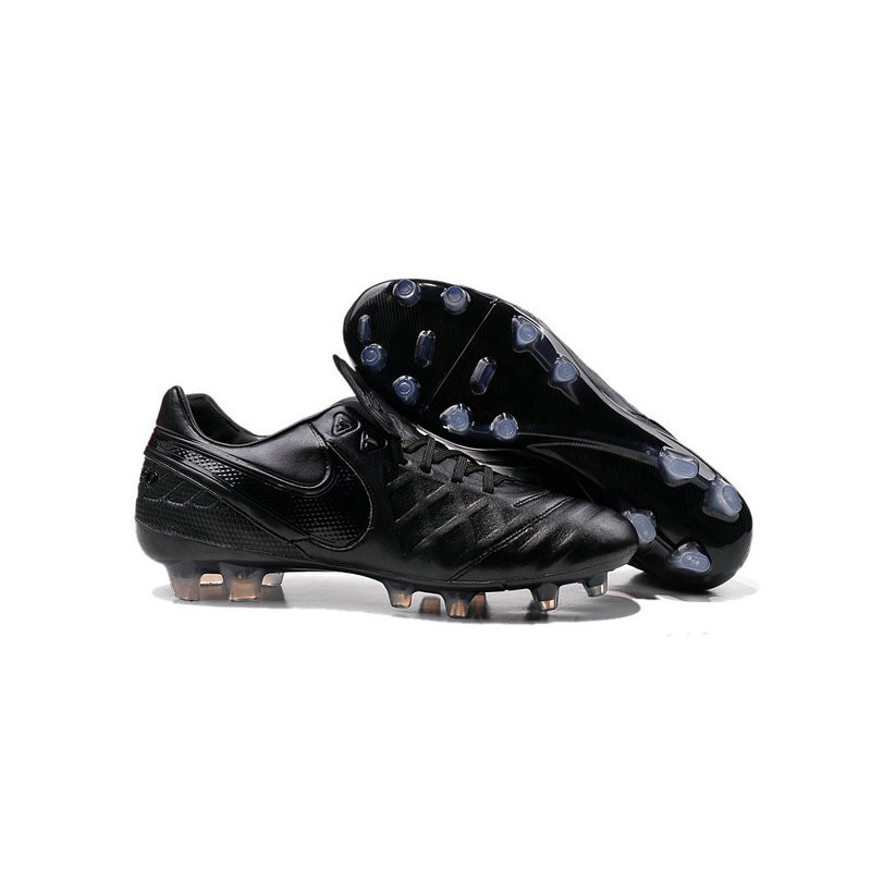 Tiempo Vi Legend Football Fg Kangourou De Chaussures Nike Cuir 2EWDHI9