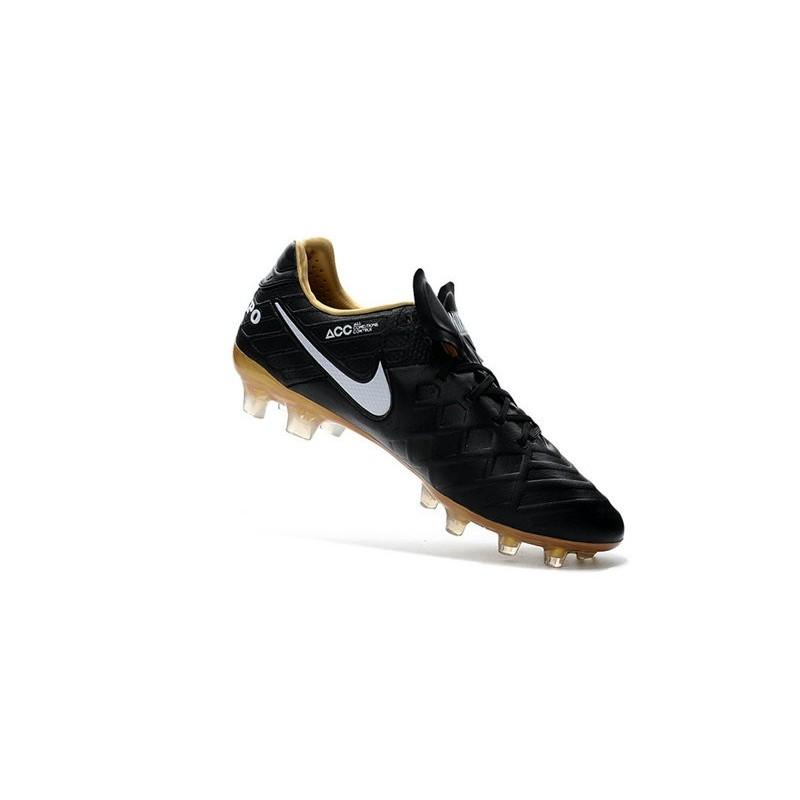 Cuir 6 Crampon Nike Legend Noir Tiempo Or Homme Acc Foot Blanc Fg mPyv8nwN0O