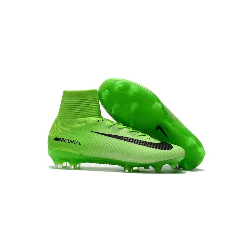 Fg Football Nike V Nouvelles Vert Chaussures Mercurial Acc Superfly srtdxhCQ