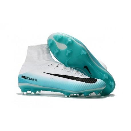 chaussures de foot nike bleu