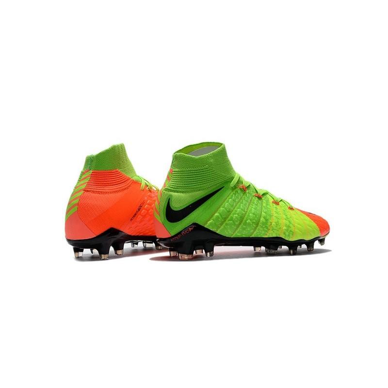 Nike Football Vert Fg Homme Phantom Hypervenom De Chaussure Iii EYW92HDI