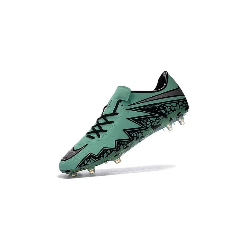 A Phinish Hypervenom Chaussure Nike Fg Vert Crampon Argent yO08Nnvmw