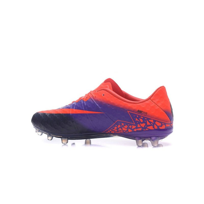Homme Orange Fg Violet Phinish Football Chaussure De Nike 2 Hypervenom 35RjAq4L