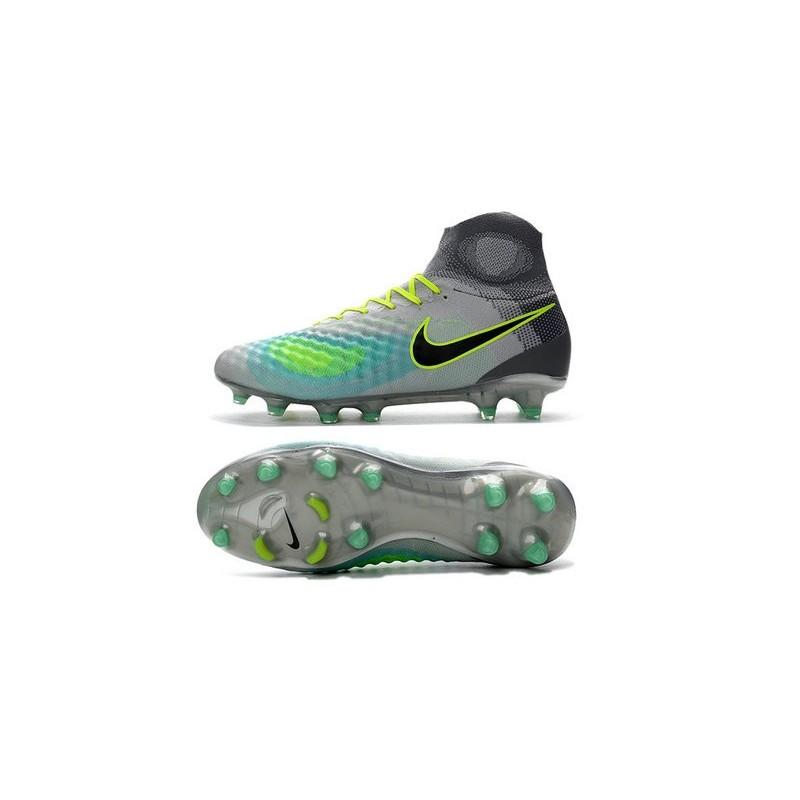 Chaussures Obra Vert Nike Fg Magista Gris Football Ii oBdrCWxe