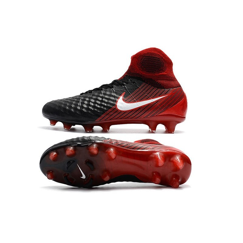 Obra Foot Magista Ii Rouge Nike Fg Chaussure De Noir Nouveaux 8Nnw0POkX