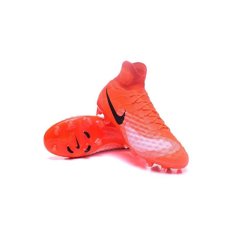 Chaussures Football Magista Obra Fg Noir Nike Ii Orange 08wNvmOyn