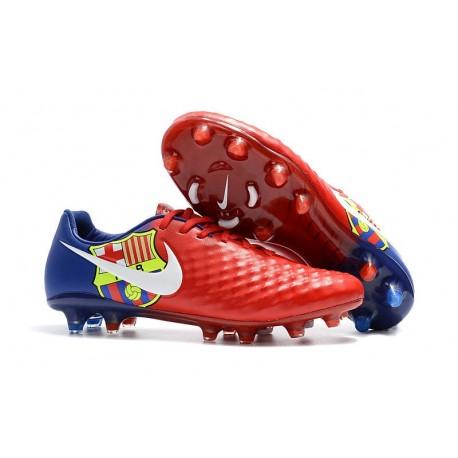 Crampons de Foot Nouvel Nike Magista Opus 2 FG - FC Barcelona