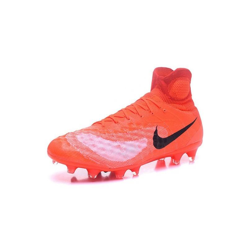 Obra Chaussures Nike Magista Noir Fg Orange Football Ii SpGMqUVz