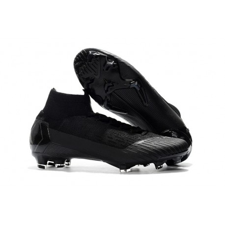 Coupe du Monde 2018 Nike Mercurial Superfly 6 Elite FG - Noir