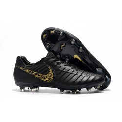 Nike Chaussure Foot Tiempo Legend 7 Elite FG - Noir Safari
