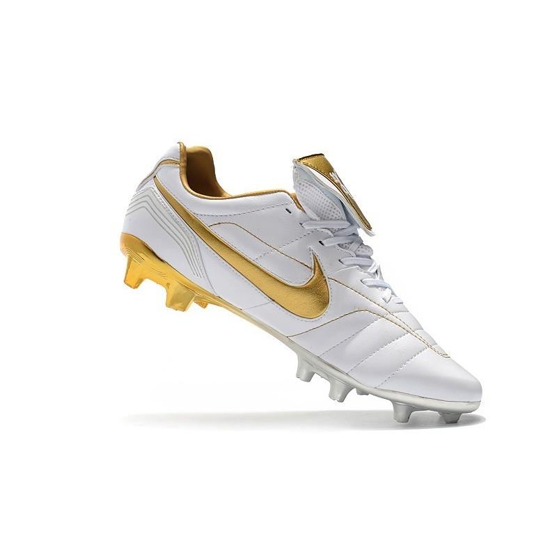 new styles b8e7e 3d197 Elite Foot Or R10 Nike 7 Blanc Legend Chaussure FG Tiempo RPq4wfHY