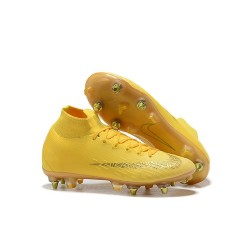 Nike Nouveau Mercurial Superfly 6 Elite SG-Pro AC Jaune Or
