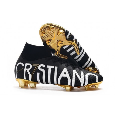 Crampons de Football Cristiano Ronaldo Nike Mercurial Superfly VI Elite FG