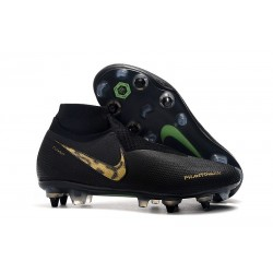 Nike Phantom Vision Elite DF SG-Pro Anti Clog Black Lux