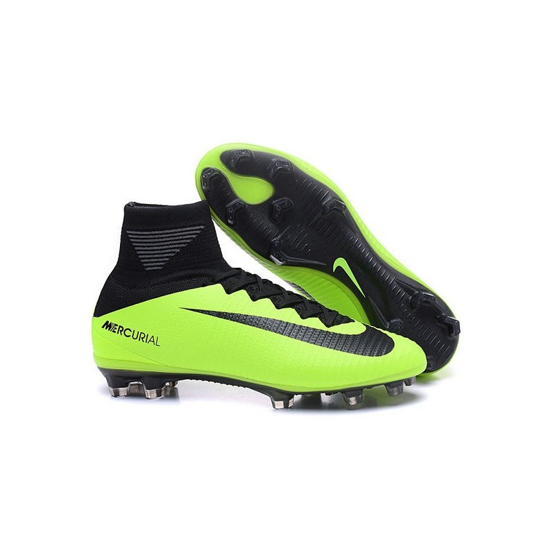 cost charm to buy pretty cool Chaussures de Foot Nike Mercurial Superfly V FG ACC Homme ...