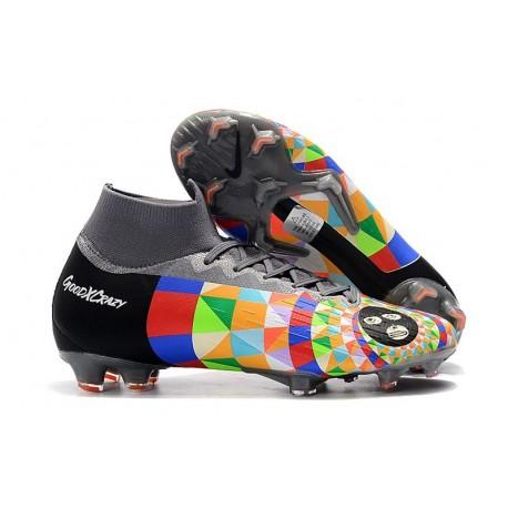 Dani Alves Nike Mercurial Superfly 6 Elite Elite FG Chaussure