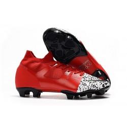 Chaussure Nike Mercurial GreenSpeed 360 FG Rouge Blanc Noir