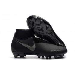 Chaussures Nike Phantom Vision Elite Dynamic Fit FG - Tout Noir