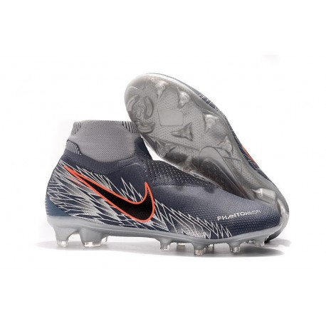 Nike Phantom VSN Elite Dynamic Fit FG Crampons - Victory Pack Gris