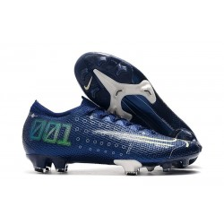 Nike Dream Speed Mercurial Vapor XIII Elite FG Neuf Crampon Bleu