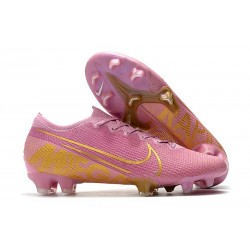 Nouveau Nike Mercurial Vapor 13 Elite FG ACC Rose Or