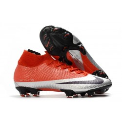 Nike Mercurial Superfly 7 Elite FG ACC Future DNA Rouge Argent