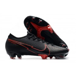 Nouveau Nike Mercurial Vapor 13 Elite FG ACC Noir Rouge