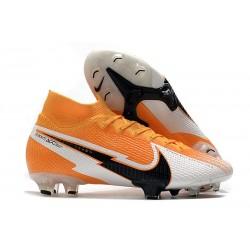 Nike Mercurial Superfly 7 Elite FG ACC Orange Laser Noir Blanc