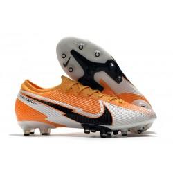 Nike Mercurial Vapor 13 Elite Pro AG Daybreak -Orange Laser Noir Blanc