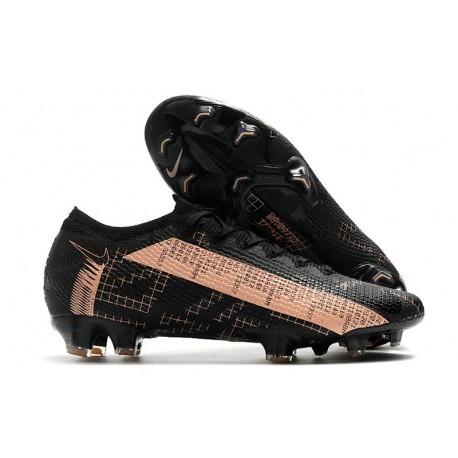 Nike Mercurial Vapor XIII Elite FG Crampons - Noir Rose