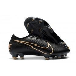 Nike Nouvel Mercurial Vapor 13 Elite FG - Noir Or
